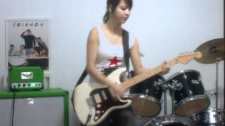Juliana Vieira: Back in Black - AC DC (Cover) + SOLO