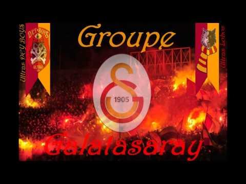 Groupe Galatasaray ( Nasria ) 2013
