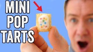 MINI POP TARTS