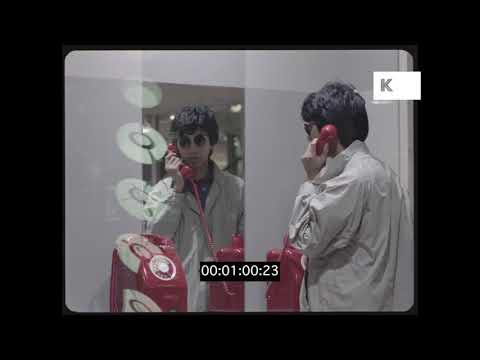 Xxx Mp4 Red Retro Telephone 1980s Japan HD From 35mm 3gp Sex