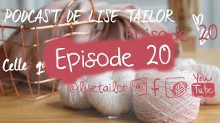 Podcast de Lise Tailor   Episode 20   Celle qui organise un concours