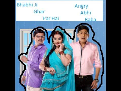 Xxx Mp4 Bhabhi Ji Ghar Par Hai Roast Angry Abhi Baba 3gp Sex
