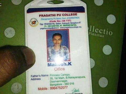 18-year-old Bengaluru school girl shot dead, allegedly by this man