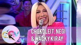 GGV: Chokoleit, Negi, and Wacky Kiray talk about plastic surgery