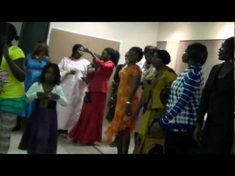 Aweil Party in Calgary 2012
