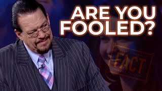 Fully Automatic Card Trick (FACT) - Full Performance on Penn and Teller: FOOL US