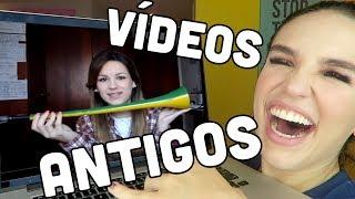 5inco Minutos -  MEUS VÍDEOS ANTIGOS! (REACTION)