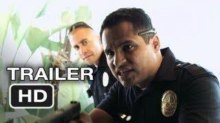 End Of Watch Official Trailer #2 (2012) Jake Gyllenhaal Movie HD