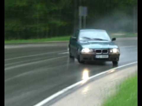 BMW E36 & E46 slide