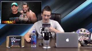 John Cena vs Rusev I QUIT! MATCH U.S CHAMPIONSHIP- WWE Payback 2015 #WWEPayback