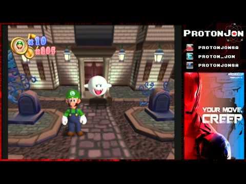 Dance Dance Revolution Luigi Mix Livestream Highlight