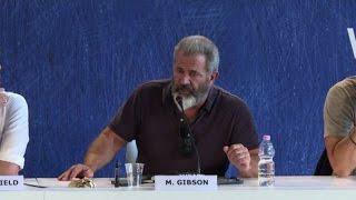 Venezia, nuovo blockbuster di Mel Gibson fra sangue e pacifismo