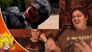 Marvel VS DC Avengers Battle! (RackaRacka) REACTION!!!