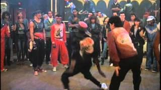 Street Dance/Break Dance (Breakin' 1) Scene #1