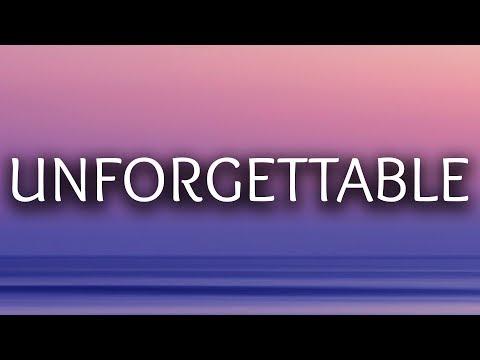 Xxx Mp4 French Montana ‒ Unforgettable Lyrics 🎤 Ft Swae Lee 3gp Sex