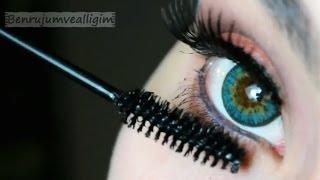 Yavruağzı Tonlarında Göz Makyajı 😍