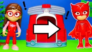 Paw Patrol use their Pup to Hero Machine to Change Friends