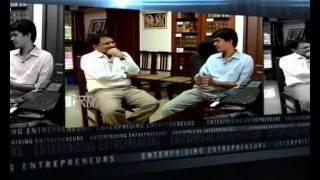 ENTERPRISING ENTREPRENEURS - SANJAY PINTO - NDTV HINDU