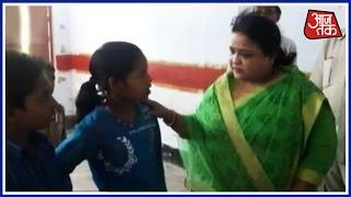 Khabardaar: Basic Education Minister Anupama Jaiswa Visit Primary School For Inspection
