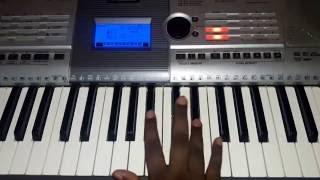 Sirikkadhey Song Remo Keyboard Notes
