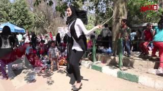 اتفرج| المصريون يحتفلون بشم النسيم على طريقة «مولد سيدي العريان»