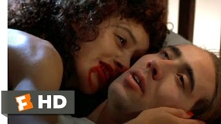 Vampire's Kiss (2/11) Movie CLIP - Rachel the Vampire (1988) HD