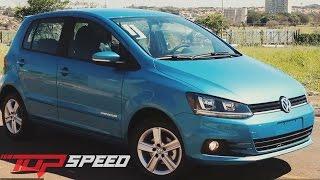 Avaliação Volkswagen Fox Comfortline 2015   Canal Top Speed
