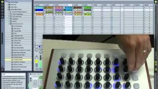 The Code MIDI Controller: Ableton Demo