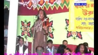 -Anam baul- Bangladash baul song. Baul sunil kormokar. Oi chorone. Assam pur wrus 2008.