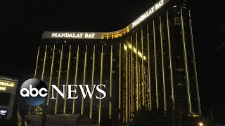 Audio recording sheds new light on Las Vegas shooting