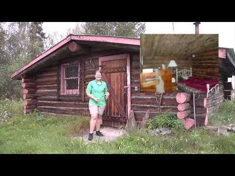 Talkeetna Alaska Lakefront Home for sale on 55 acres Off Market