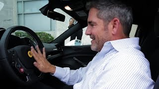 How to Get Your Name on a Ferrari- Grant Cardone