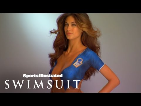 Xxx Mp4 World Cup Body Painting Melissa Satta Wearing Nothing But Paint Sports Illustrated Swimsuit 3gp Sex