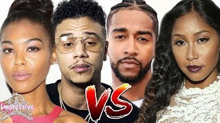 DRAMA!: Lil Fizz and Apryl Jones diss Moniece | Apryl vs. Omarion
