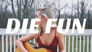 Die Fun - Kacey Musgraves (Cover) by Alice Kristiansen