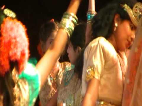 Sudu Annual School Dance - Loyola Montessori School @ Vansathalipuram, Hyderabad Andhra Pradesh