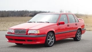 1996 Volvo 850R - WR TV POV Test Drive