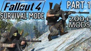 War Never Changes - Fallout 4 Modded Survival Part 1