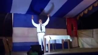 Comedy Drama Ami Neta Hote Chai. Acted by Sri Sankardeb Halder. 9474155213