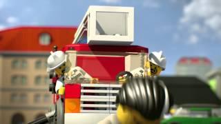 Hot Chase - LEGO CITY - Mini Movie