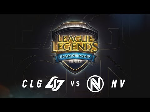 Xxx Mp4 CLG Vs NV Day 2 Game 2 NA LCS Summer Split Quarterfinals CLG Vs Team Envy 2017 3gp Sex