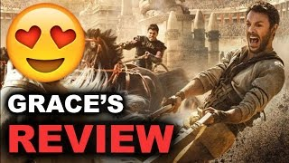 Ben Hur 2016 Movie Review