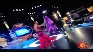 Sanjeev dancing in Super kudumbam