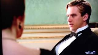 Deleted Scene: Mary and Matthew discuss the letter (on PBS not ITV Downton Abbey)