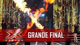 Top 10 se reúne e emociona na grande final | X Factor BR