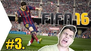 FIFA 16 - Real Madrid - FC Barcelona /EL CLASICO/