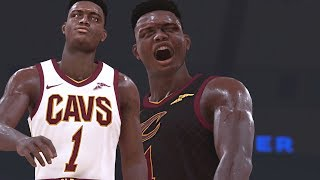NBA 2K19: Zion Williamson Cleveland Mixtape