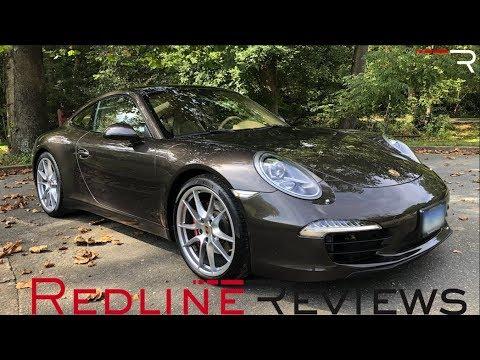 2015 Porsche 911 Carrera S – Pre Owned Sports Car Bargain