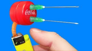 WOW! 10 AWESOME LIFE HACKS FOR LIGHTER