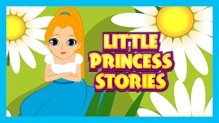 Little Princess Stories || 5 Best Princess Storybooks - Bedtime Stories and Fairy Tales Compilation